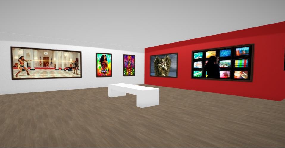 80 anos da Mulher-Maravilha são celebrados em exposição virtual gratuita do 6º Santos Film Fest 5